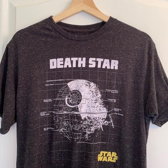 Star Wars Death Star tee shirt